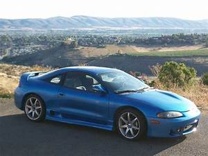 1995 Mitsubishi Eclipse - Pictures