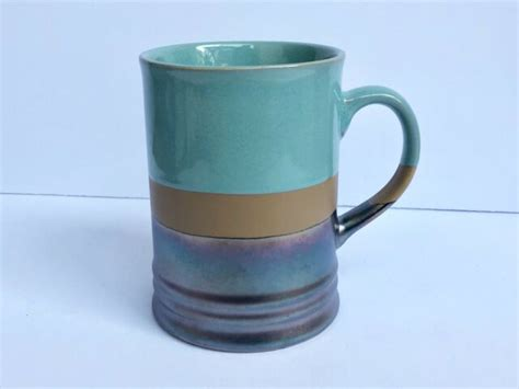 Filed as a articles of incorporation in the state of california on monday, july 15, 2019 and is approximately four. Spectrum Designz Coffee Mug Painted Accent Blue Tones Metallic   eBay