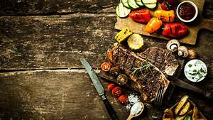 Wallpaper, Food, Cooking, Grill, Vegetables, Peppers