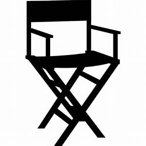 Directors chair Icons | Free Download