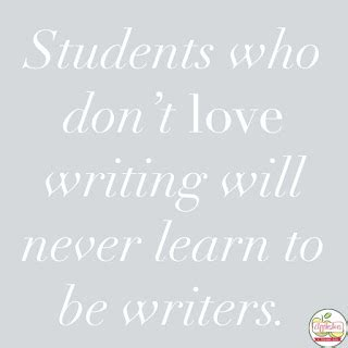Appleslices One Simple Trick To Make All Students Love Writing