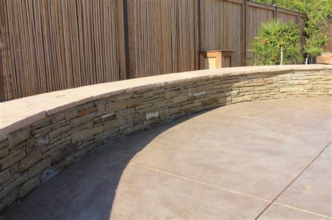 concrete patio dallas property custom decorative concrete design dallas tx patio