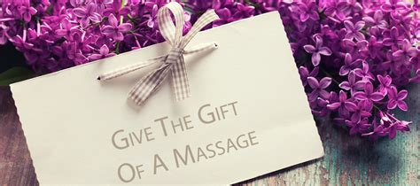 Ee  M Age Ee   Therapy Gift Certificates Tallah Ee Fl