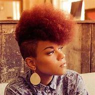 Natural Mohawk Hairstyles Black Women