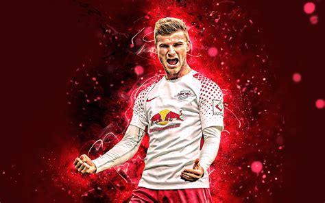 Download wallpapers 4k, Timo Werner, german footballers ...