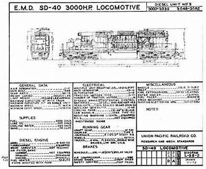 Alco Diesel Locomotive Diagrams