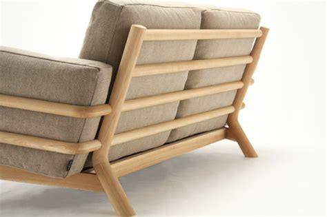 canapé japonais la revue du design archive castor sofa un