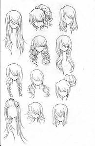 Draw Realistic Hair How To Draw Girls Drawing Hair And