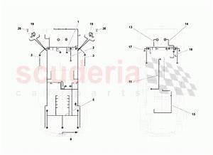 Lamborghini Gallardo Lp560 Coupe Electrical System 4 Parts