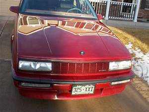 1989 Buick Lesabre T Type 3 8l
