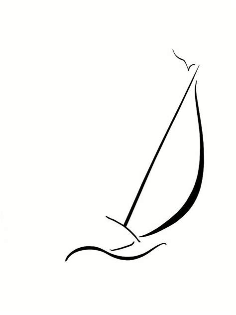 470 views More #sailboatart | Chalk Art in 2019 | Sailboat drawing, Sailing tattoo, Drawings