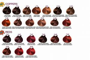 Directions Hair Colour Chart Farmavita