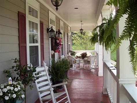 Country Front Porch by Decorate Your Dining Room Country Front Porch Decorating