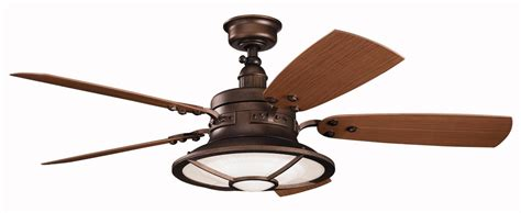 Ceiling Fans With Lights Remarkable Rustic Fan Light Cheap