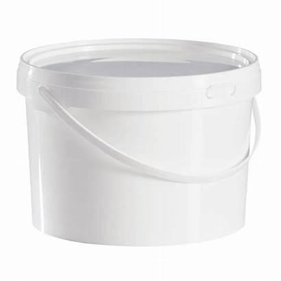 Bucket Plastic Grade Lid Litre Multipurpose Buckets