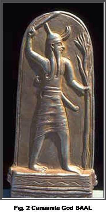 baal canaanite god  fertility god  deity   sky