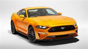 2018 Ford Mustang facelift unveiled, 10-speed automatic, ditches V6 - AutoBuzz.my