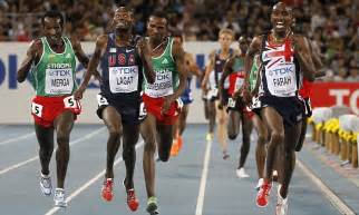 WORLD ATHLETICS CHAMPIONSHIPS 2011: Mo Farah wins gold as ...