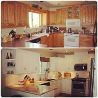 kitchen remodel before and after Before and after - kitchen remodel   For the Home   Pinterest
