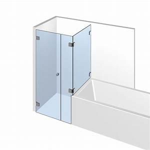 Badewanne Und Dusche Nebeneinander : duschkabinen neben badewannen duschenmarkt ~ Lizthompson.info Haus und Dekorationen