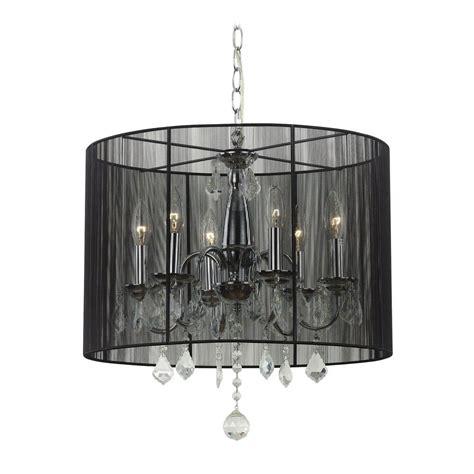 chandelier with drum shade chandelier with drum shade light fixtures design ideas