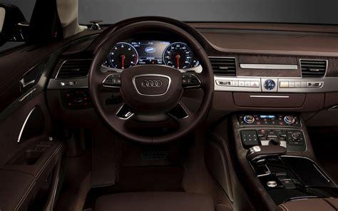 2018 Audi A8 L 3 0t Interior Photo 6