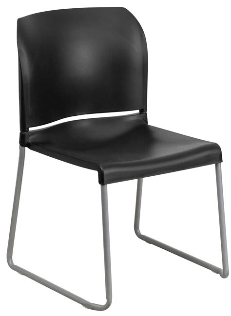 hercules series stack chairs hercules series black back contoured stack chair with