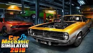 Simulateur Auto Ps4 : car mechanic simulator 2018 reloaded ~ Farleysfitness.com Idées de Décoration