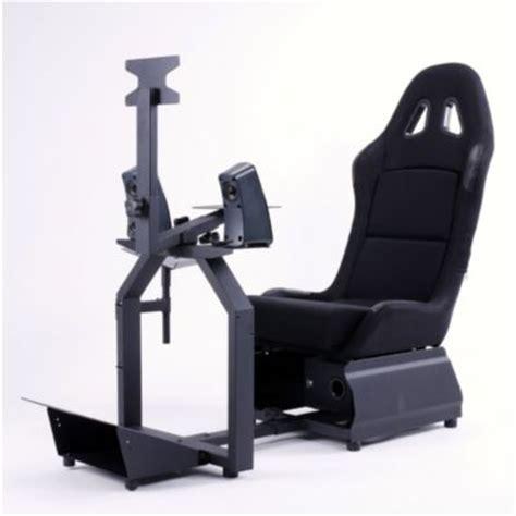 siege audio console accessoire simulation course raceroom siège rr3055s kit