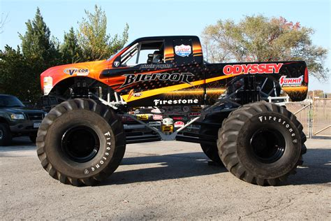 bigfoot 4x4 monster truck enersys manufacturer of odyssey batteries returns as