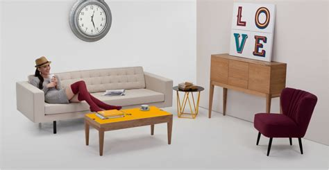 Coffee table yellow round coffee table 2 size living room furniture round coffee side table fancy hot sell oak pp plastic new design luxury pink yellow green simple. Dorig Storage Coffee Table in oak and yellow   made.com