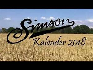 Simson Kalender 2018 : simson kalender 2018 shooting am kornfeld youtube ~ Kayakingforconservation.com Haus und Dekorationen