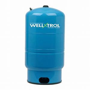 Water Worker 32 Gal  Pressurized Well Tank-ht32b