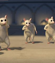 Shrek 3 Blind Mice Quotes