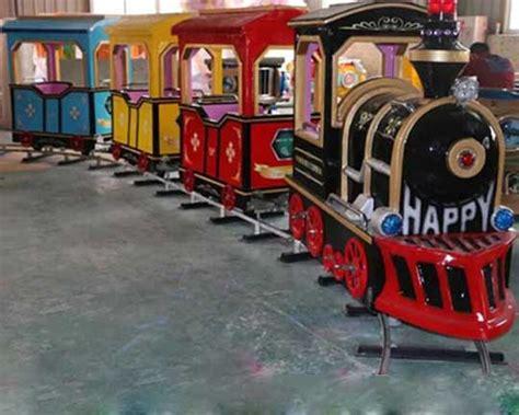 Track Amusement Park Trains for Sale
