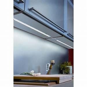 Decoration Led Interieur : r glette lumineuse pour cuisine sans transformateur l62cm blanc chaud link les r glettes ~ Nature-et-papiers.com Idées de Décoration