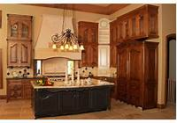 french country kitchen cabinets French country kitchen