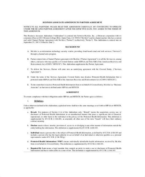 business partnership contract cycling studio