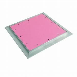Placo Coupe Feu 1h : trappe plafond coupe feu placo ~ Dailycaller-alerts.com Idées de Décoration