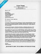 Elementary Teacher Cover Letter Sample Writing Tips Covering Letter Job Application Teacher Drugerreport732 Best Photos Of For Elementary Teaching Position Cover Cover Letter Elementary School