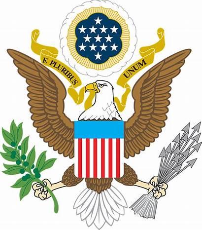 Eagle Seal Usa Symbol United States Flag