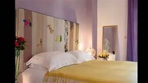 decoration chambre a coucher avec tetes de lit creatives With decoration chambre a coucher