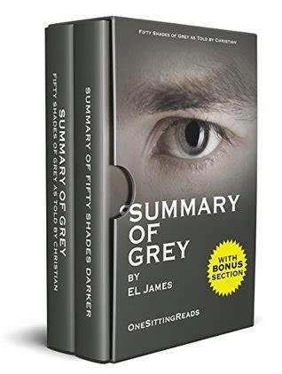 box set summary  grey fifty shades  grey  told