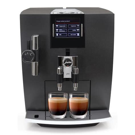 Jura 13623 giga 5 automatic coffee machine. JURA J80 Automatic Espresso Machine - Whole Latte Love