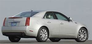 Cars - Reviews - 2008 Cadillac Cts - Test Drive