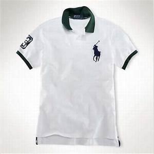 Marque De Polo Homme Luxe : ralph lauren homme blanc polo de marque de luxe tee shirt ralph lauren 2014 ~ Nature-et-papiers.com Idées de Décoration