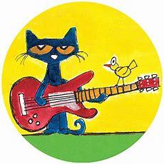 Pete The Cat® Stickers Demcocom