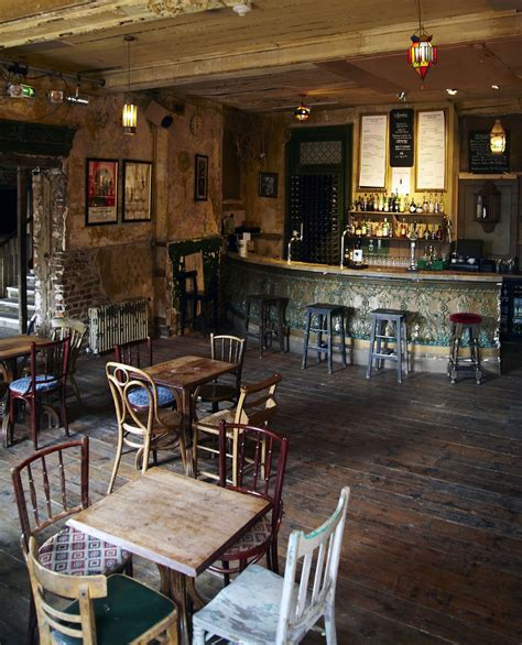 The west end bar was situated on st chads island, just across the road from snow hill station and around the corner from the thistle hotel. Bar and Events Venue-Historic East End London   Pub design ...