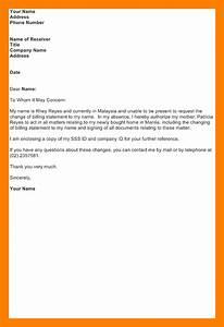 How To Make A Resume Free Sample 10 Billing Statement Letter Sample Travel Bill