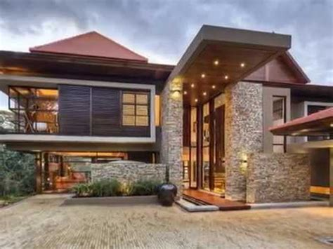 Modern House Design With Zen Interior Design